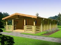 Recreatie chalets - Victoria MR1