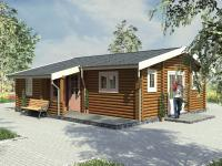 Recreatie chalets - Medved