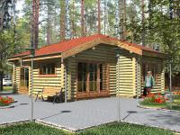 Recreatie chalets / Landhuizen - Edmonton Valley