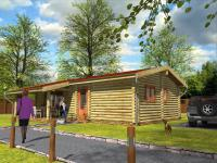 Recreatie chalets - Green Lodge