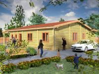 Recreatie chalets - Blue Lodge 8