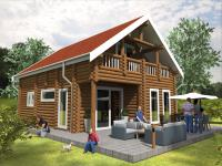 Recreatie chalets - Den Ouden Lodge