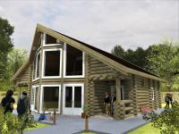 Recreatie chalets - Guus Lodge V2